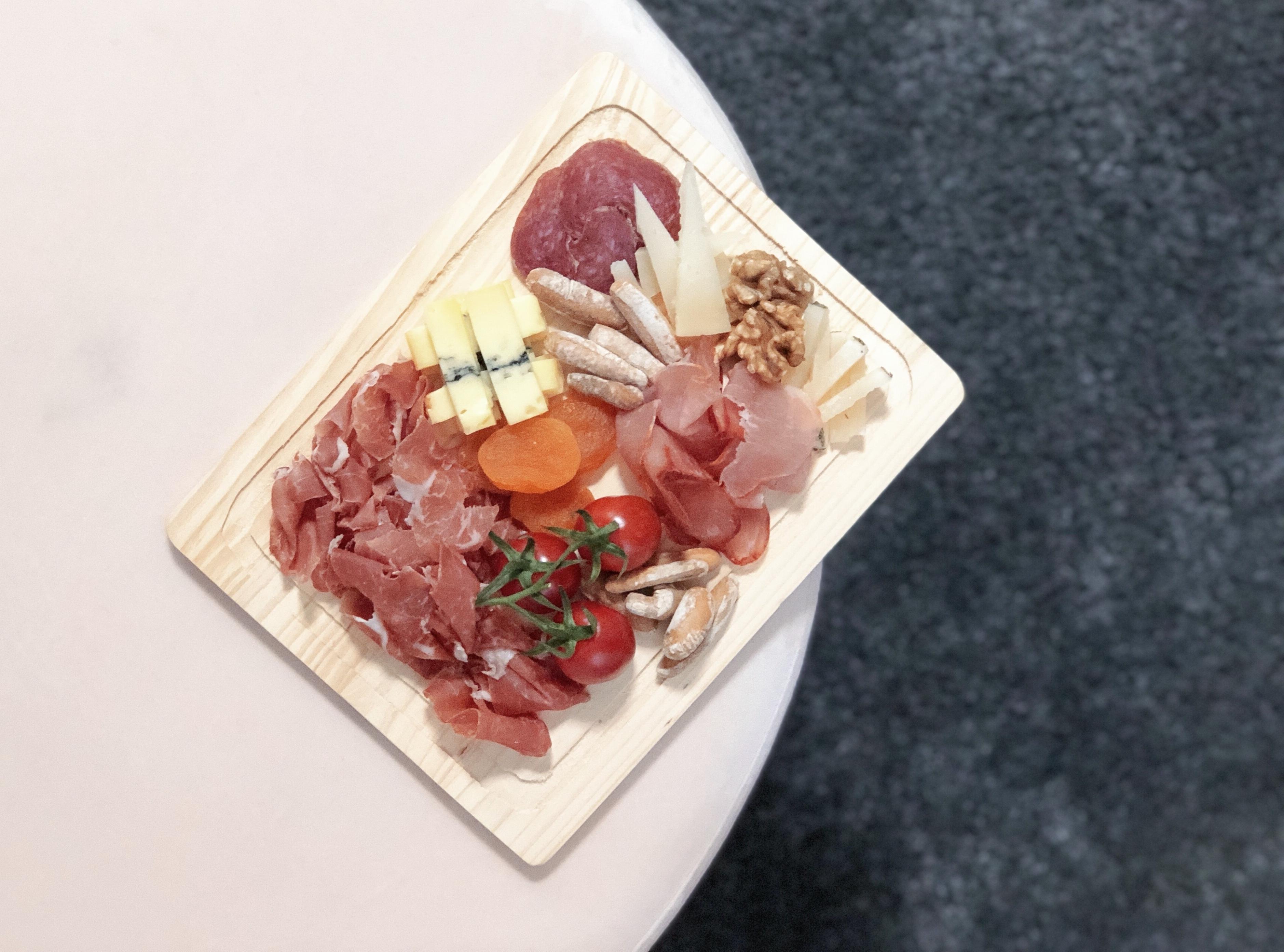 Desayuno a domicilio en Zaragoza · Cuarenta Semanas